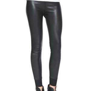 "rag & bone/JEAN ""The Danny"" leather leggings (XS)"